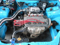 Picture of 1997 Honda Civic DX Hatchback, engine, gallery_worthy