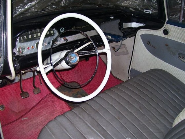Picture of 1958 Opel Rekord, interior, gallery_worthy