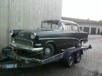 1958 Opel Rekord Overview