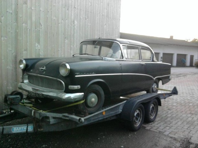 Picture of 1958 Opel Rekord