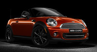 2012 MINI Roadster Base, Front-quarter view, exterior, manufacturer, gallery_worthy