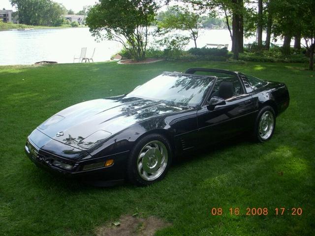 Picture of 1996 Chevrolet Corvette Convertible, exterior