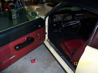 Picture of 1969 Mercury Cougar, interior