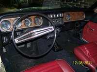 Picture of 1969 Mercury Cougar, interior, gallery_worthy