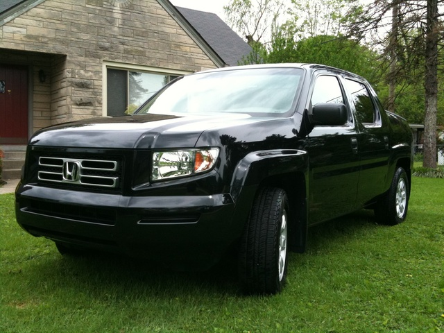 2006 honda ridgeline pictures cargurus. Black Bedroom Furniture Sets. Home Design Ideas