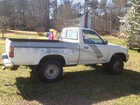 1989 Toyota Pickup Picture Gallery