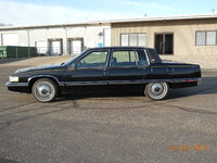 Picture of 1992 Cadillac Fleetwood 4 Dr Sixty Special Sedan, exterior