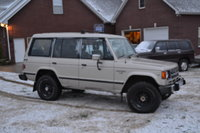 Picture of 1991 Mitsubishi Montero LS 4WD, exterior, gallery_worthy