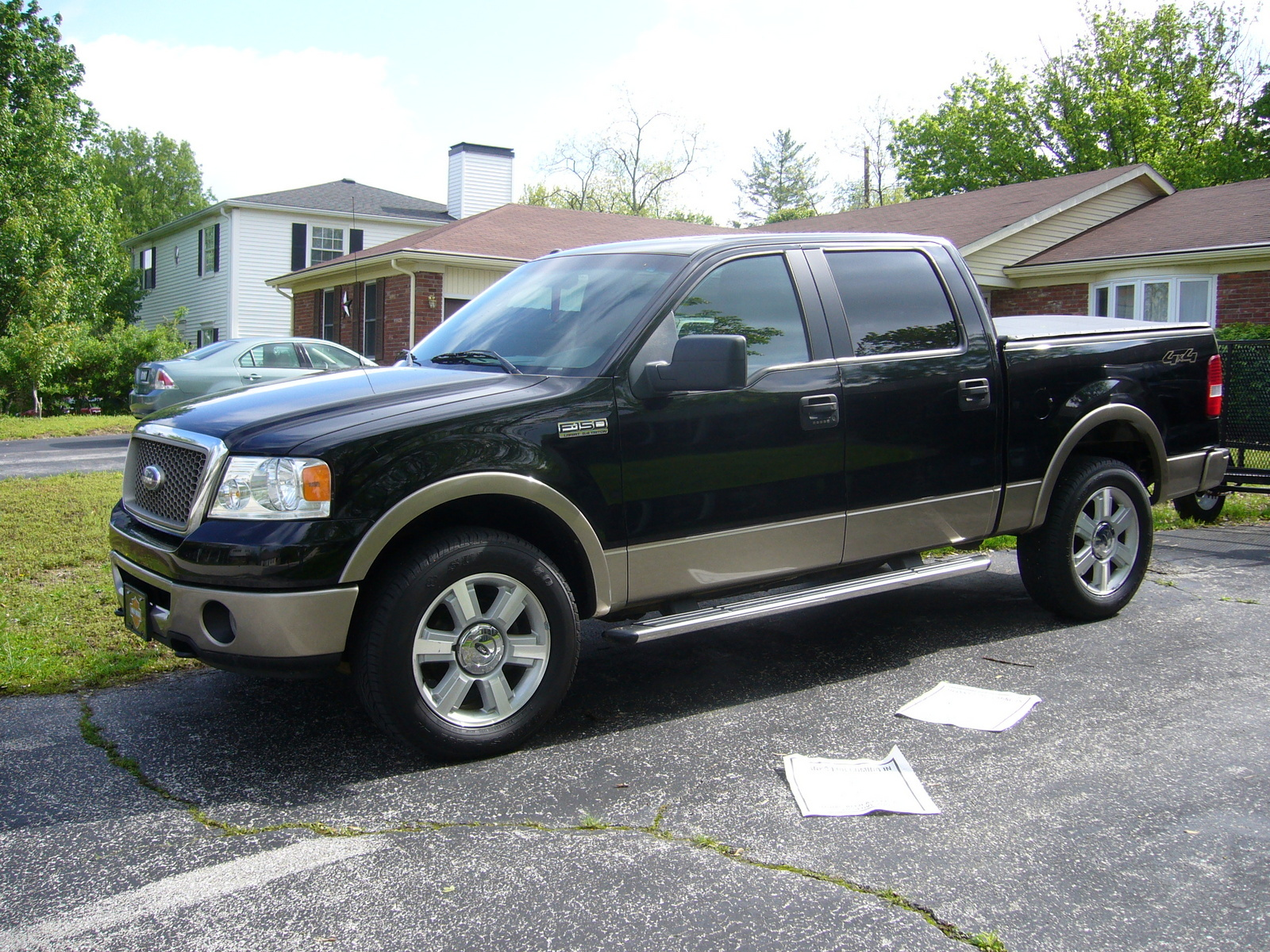 Truck Cab Inside >> Ford F-150 Questions - temp inside of cab takes a long time to get warm 2006 lariat - CarGurus
