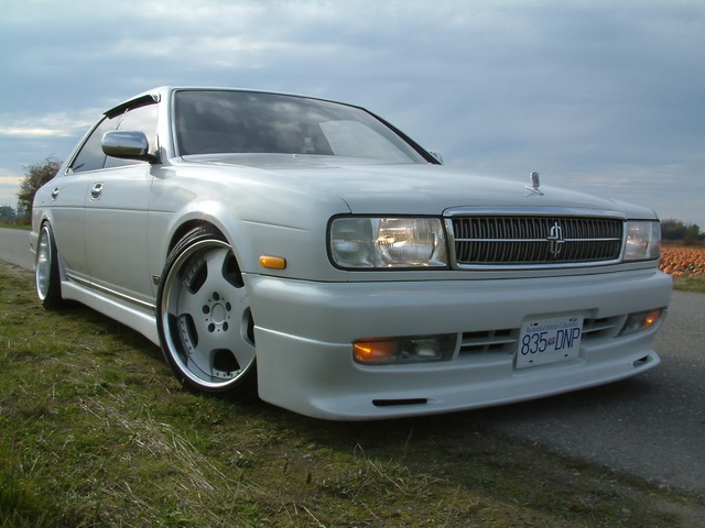 Picture of 1991 Nissan Cedric, exterior, gallery_worthy
