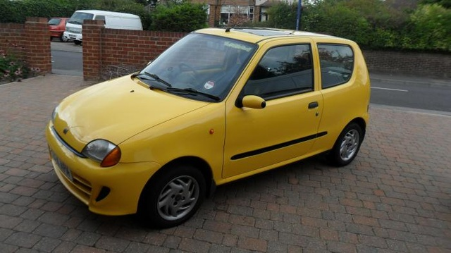 Picture of 1998 FIAT Seicento