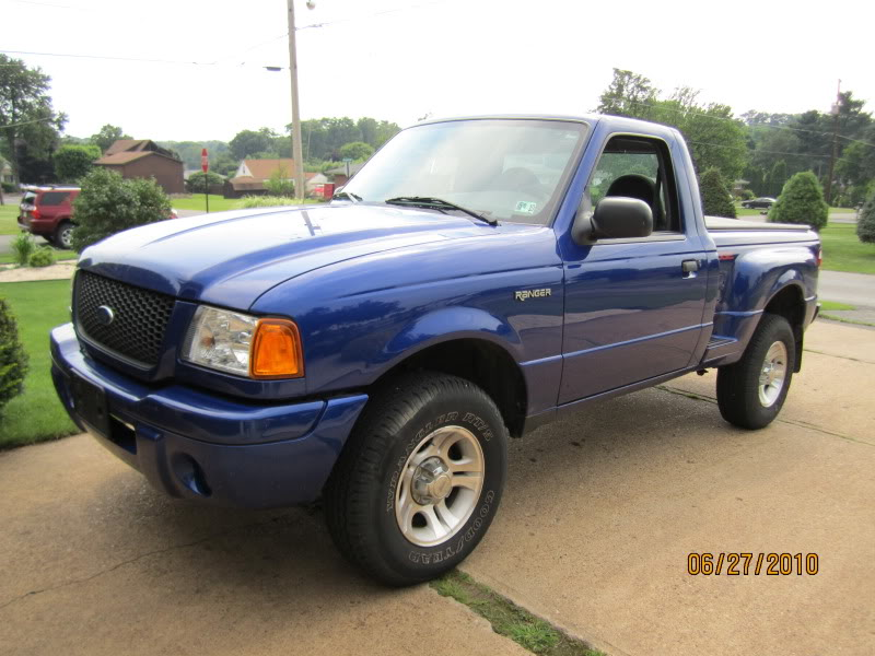 2003 Ford Ranger Pictures Cargurus
