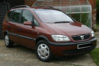 Picture of 2000 Vauxhall Zafira, gallery_worthy