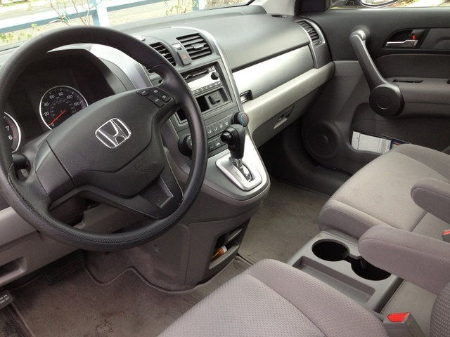 Picture of 2008 Honda CR-V LX FWD, interior, gallery_worthy