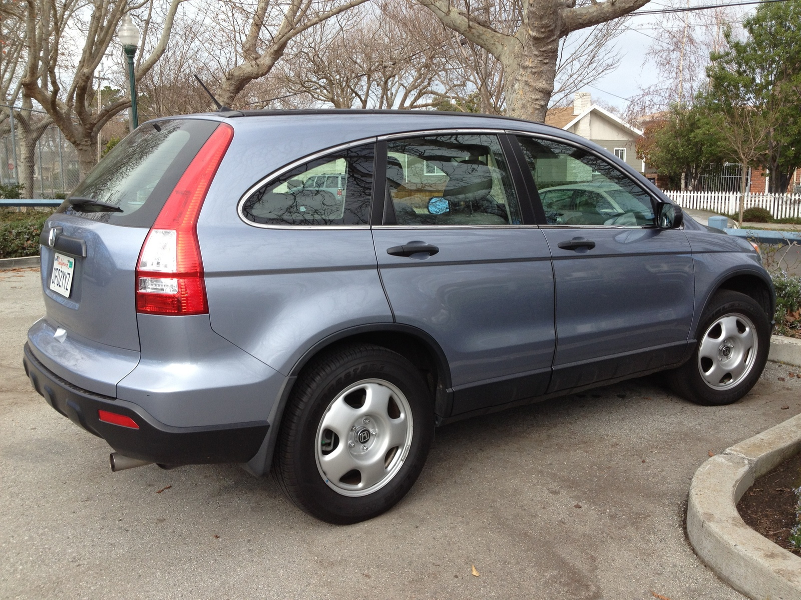 Picture Of 2008 Honda Cr V Lx Exterior