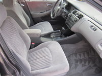 1998 Honda Accord LX, Picture of 1998 Honda Accord 4 Dr LX Sedan, interior