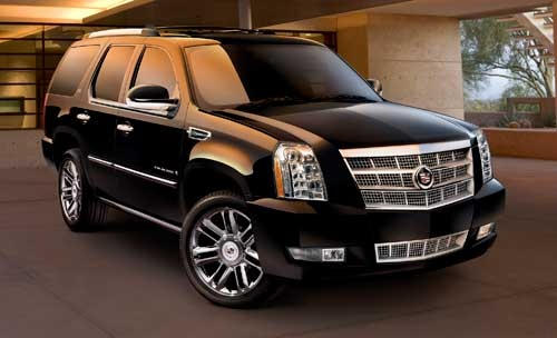 Picture of 2009 Cadillac Escalade