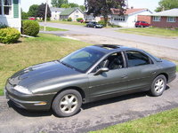 1996 Oldsmobile Aurora 4 Dr STD Sedan picture, exterior