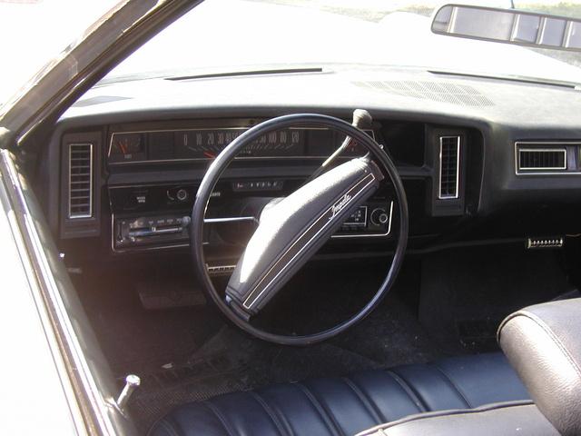 1971 Chevrolet Impala Interior Pictures Cargurus