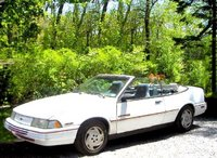 1993 Chevrolet Cavalier RS Convertible, 1993 Chevrolet Cavalier 2 Dr RS Convertible picture, exterior