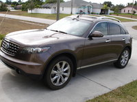 2006 Infiniti FX45 AWD, Picture of 2006 Infiniti FX45 Base AWD, exterior