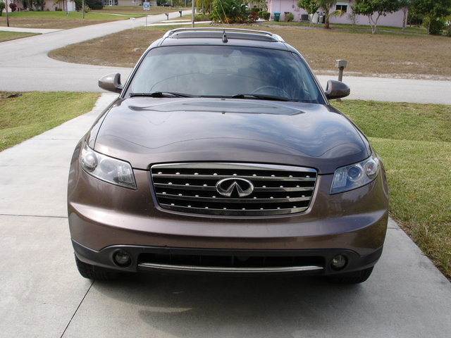 Picture of 2006 Infiniti FX45 AWD, exterior