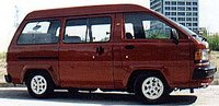 1990 Toyota Hiace Overview