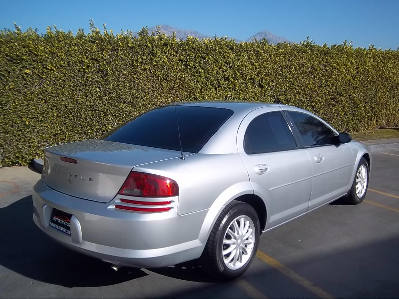 stratus dodge 2006 sxt cars sedan cargurus
