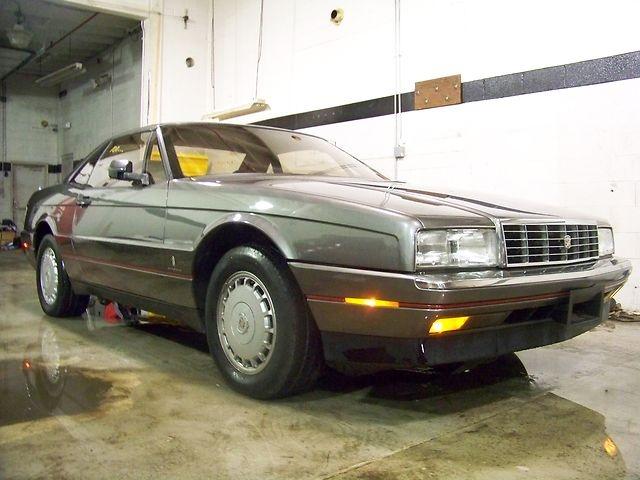 Fantastic 1988 Cadillac Allante' Ultra-Luxury HardTop/Convertible