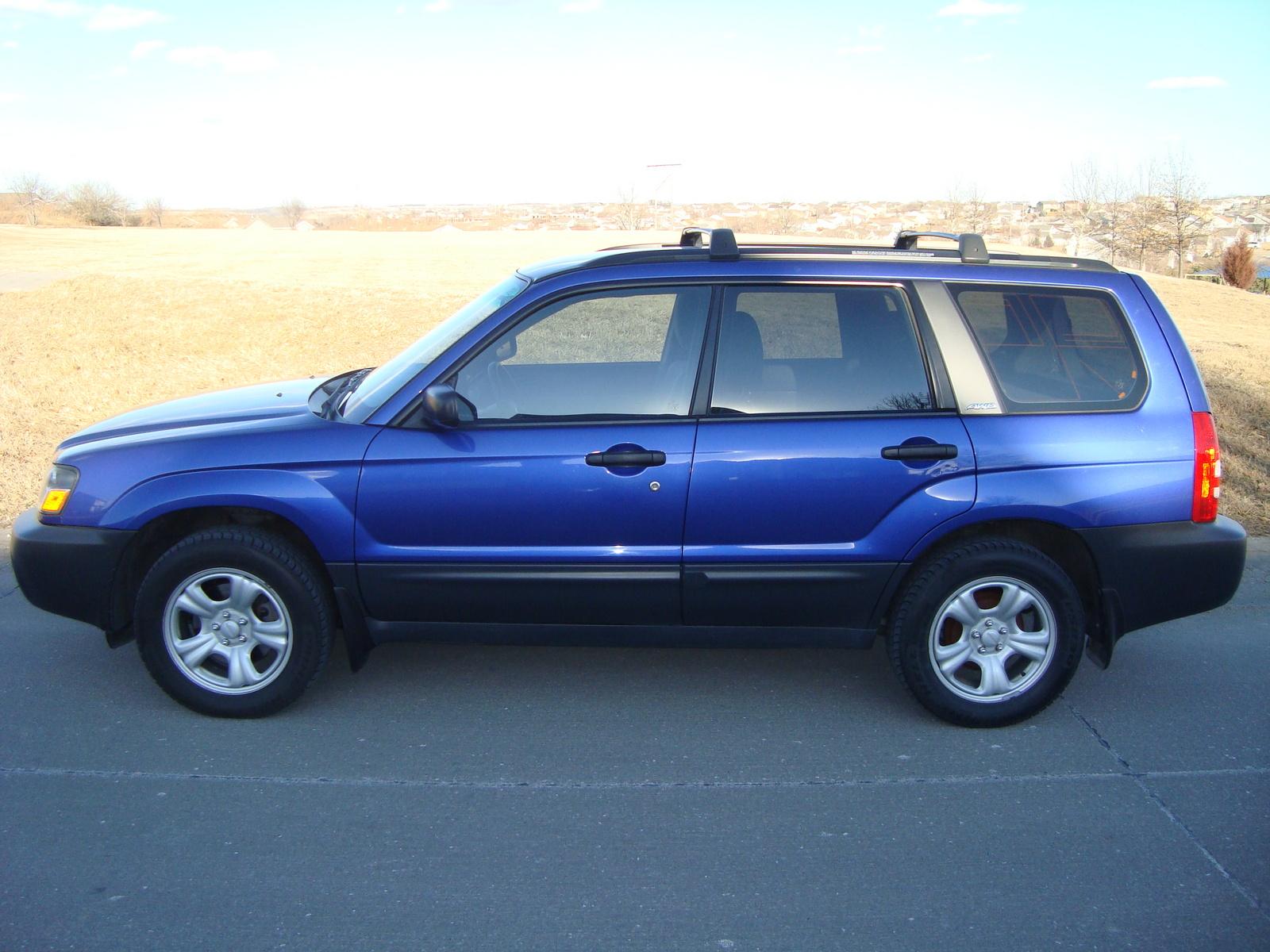 2004 Subaru Forester - Pictures - CarGurus