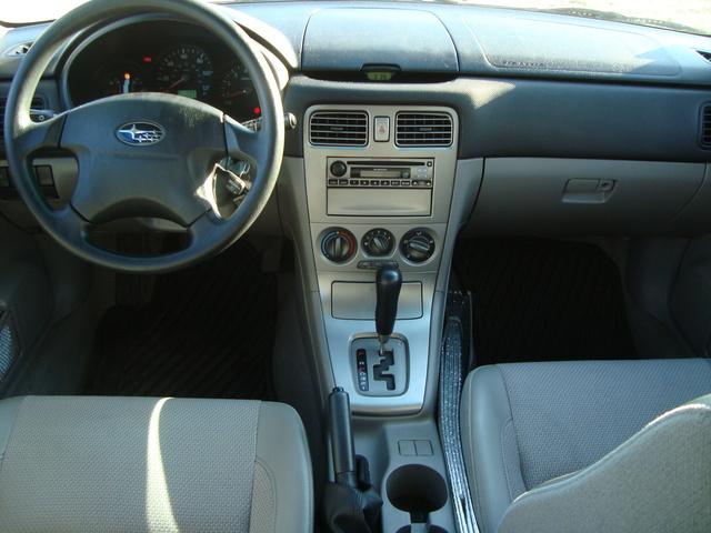 2004 Subaru Forester Pictures Cargurus