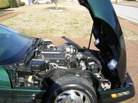 Picture of 1994 Chevrolet Corvette Coupe RWD, engine, gallery_worthy