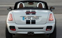 2012 MINI Roadster, Rear View. , exterior, manufacturer, gallery_worthy