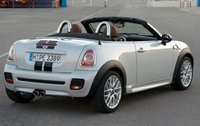 2012 MINI Roadster, Back quarter view. , exterior, manufacturer, gallery_worthy