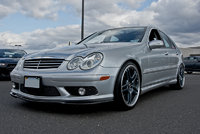 Picture of 2005 Mercedes-Benz C-Class C 55 AMG, exterior, gallery_worthy