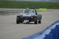 2004 Caterham Seven, On track @ Abbeville, Fr, exterior