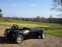 2004 Caterham Seven, how I found it, exterior