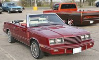 Picture of 1984 Dodge 600, exterior, gallery_worthy