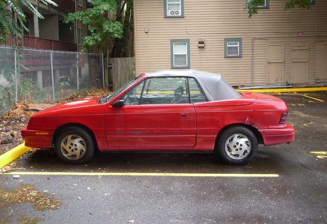 Picture of 1992 Dodge Shadow 2 Dr ES Convertible