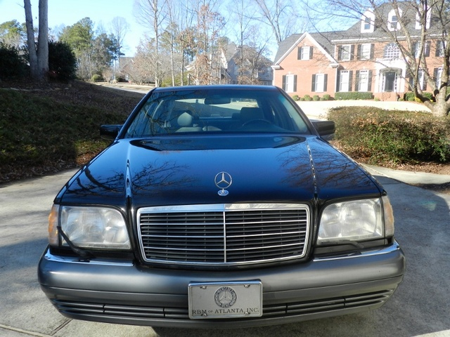 1995 mercedes benz s class pictures cargurus for Mercedes benz s 420
