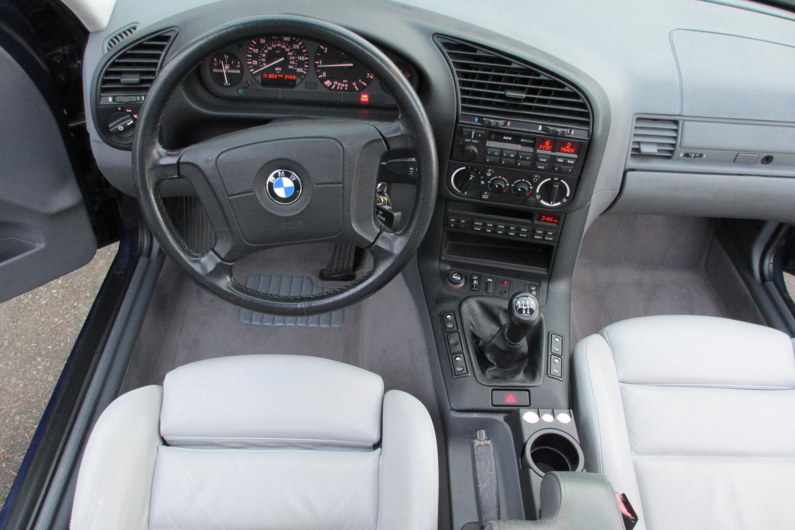 1995 BMW 3 Series - Interior Pictures - CarGurus