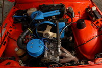 Picture of 1984 Wartburg 353, engine
