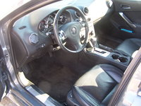 Picture of 2009 Pontiac G6 GXP, interior