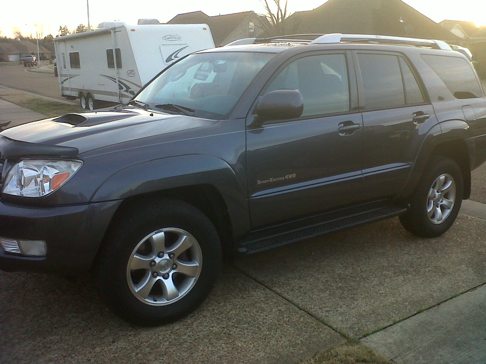 Picture of 2005 toyota 4runner sport edition v6 4wd exterior