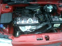 Picture of 2001 Citroen Saxo, engine