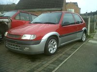 2001 Citroen Saxo Overview