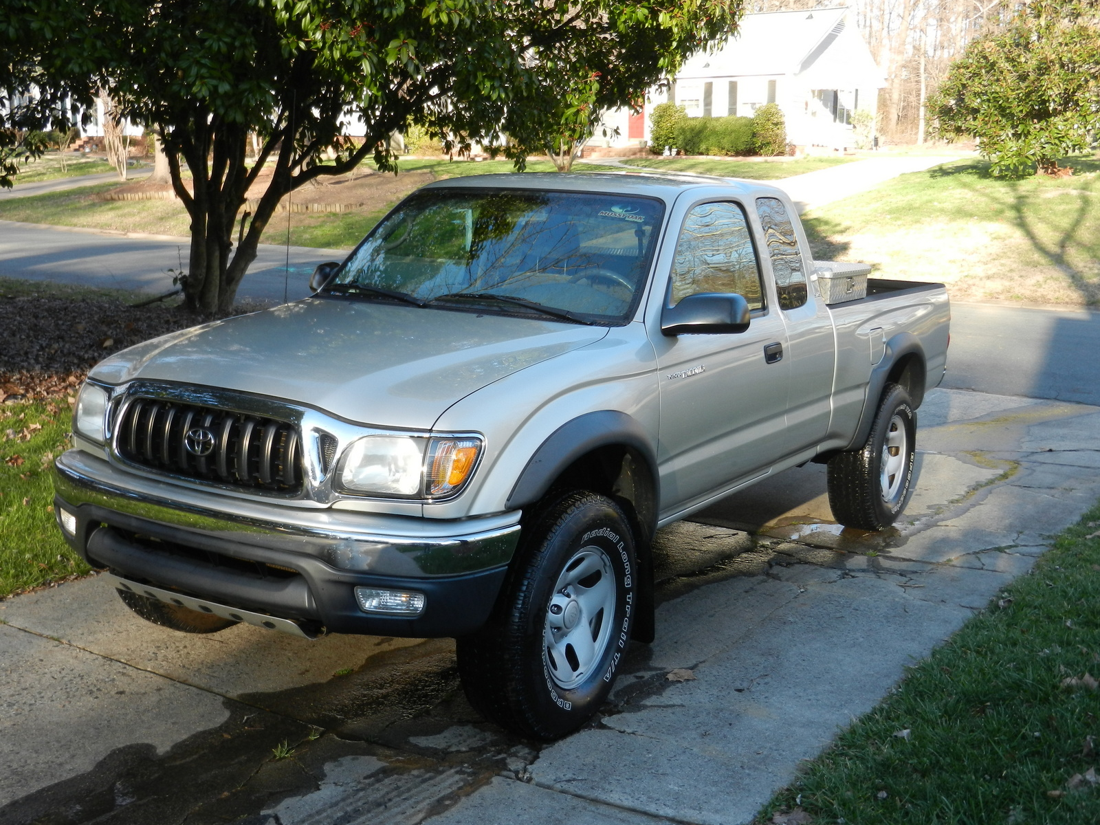 2004 toyota tacoma extended cab autos post. Black Bedroom Furniture Sets. Home Design Ideas