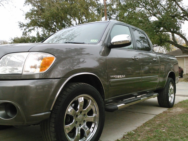 Picture of 2005 Toyota Tundra 4 Dr SR5 Crew Cab SB, exterior, gallery_worthy