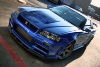 1998 Nissan Skyline Picture Gallery