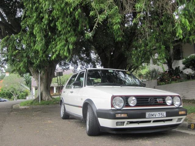 1986 Volkswagen GTI